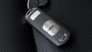 מפתח חכם לרכבי מאזדה 3 6 CX-5 MX5 עם 2 לחצנים - ארז מנעולים